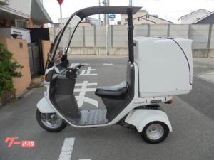 ホンダ/ジャイロキャノピーTA03大型ボックス付き