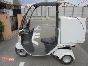 ホンダ/ジャイロキャノピー大型ボックス付きTA03