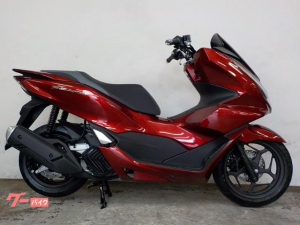 ホンダ/PCX160 2021年モデル新車 ESP+エンジン