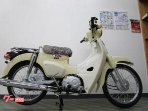 ホンダ/スーパーカブ50 現行モデル AA09