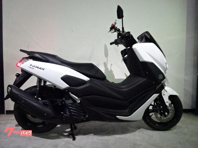 ヤマハ NMAX155 現行モデル新車 ABS搭載 ブルーコアエンジンの画像(大阪府