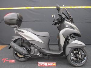 ヤマハ/トリシティ155 2019年モデル