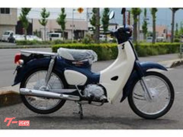 ホンダ スーパーカブ50の画像(奈良県