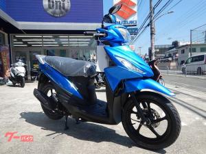 スズキ/アドレス110 2020年モデル 新車