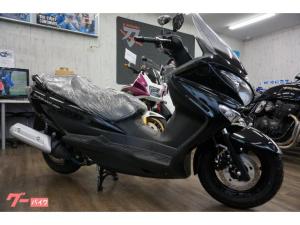 スズキ/バーグマン200 新車 最新モデル