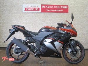 カワサキ/Ninja 250R 2012年式モデル エンジンガード ヘルメットロック