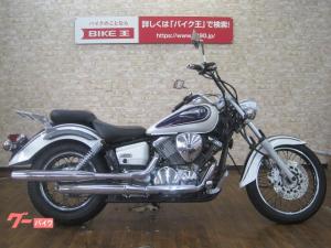 ヤマハ/ドラッグスター250 2001年式モデル リアキャリア付き
