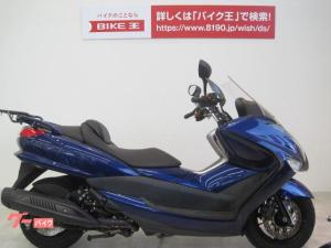 ヤマハ/マジェスティ 2007年式モデル ナックルガード付き リアキャリア シガーソケット