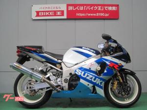 スズキ/GSX-R1000 2002年式モデル