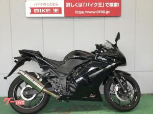 カワサキ/Ninja 250R 2012年式モデル カスタムマフラー付き