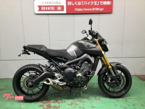 ヤマハ/MT-09 2014年式モデル フェンダーレス