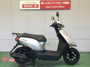 ヤマハ/JOG 2018年式モデル ノーマル
