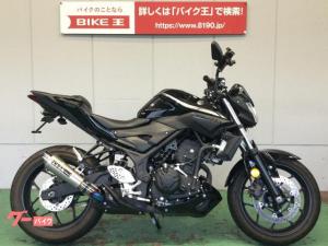 ヤマハ/MT-25 2019年式モデル カスタムマフラー付き