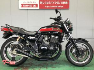 カワサキ/ZRX400-II 1995年式モデル マフラーカスタム