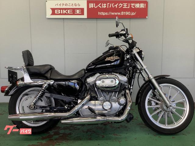 HARLEY-DAVIDSON XL883L ロー 2010年式モデルの画像(大阪府