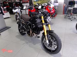 DUCATI/スクランブラー1100スポーツ プロ