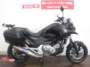 ホンダ/NC700X ABS モリワキマフラー・GIVIボックス付き