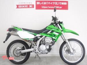 カワサキ/KLX250 LX250S インジェクション リアキャリア付き