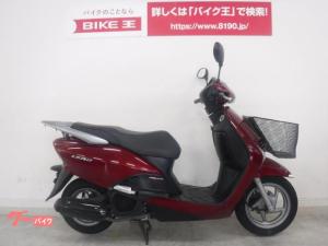 ホンダ/リード JF19 2010年式モデル 前カゴ付き