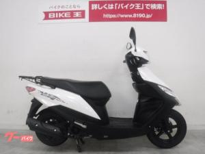 スズキ/アドレス125 2020年式モデル フルノーマル