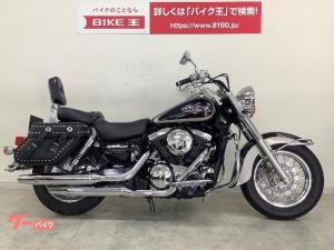 カワサキ/バルカン1500クラシック インジェクション VNT50J 2000年式モデル ワンオーナー車 エンジンガード 他アクセサリ多数