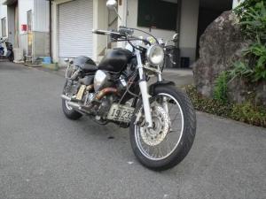 ヤマハ/ドラッグスター250 カスタム