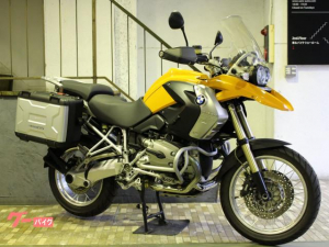 BMW/R1200GS ETC 純正パニア エンジンガード