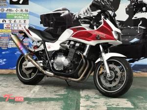 ホンダ/CB1300Super ボルドール ABS モリワキマフラー バックステップ