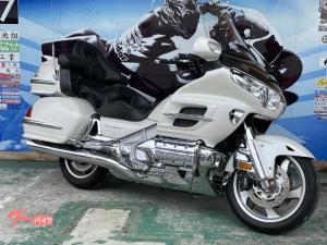 ホンダ/ゴールドウイング GL1800 SC47型 エアバックモデル ワンオーナー ETC ホンダ純正ナビ