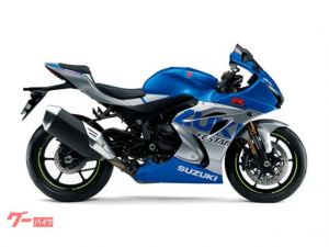 スズキ/GSX-R1000R100周年モデル
