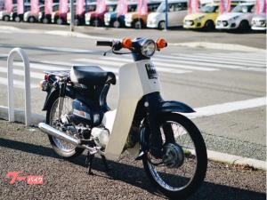 ホンダ/スーパーカブ50 前後タイヤ・バッテリー・エンジンオイル新品