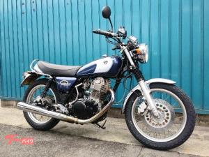 ヤマハ/SR400 WMバックステップ