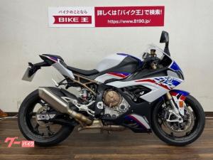 BMW/S1000RR 207馬力のスーパーマシーン。