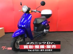 ホンダ/トゥデイ・デラックス 4スト 2005年式