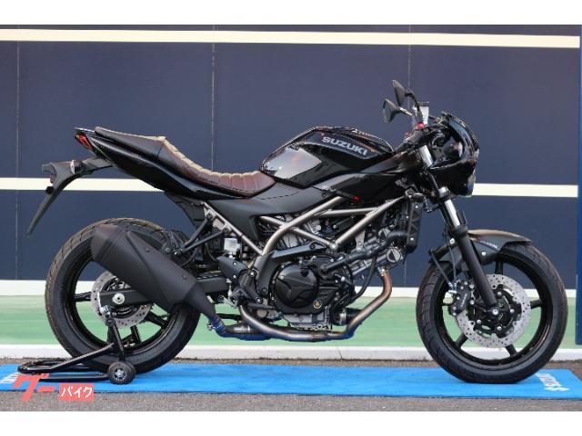 スズキ SV650X 最新モデルの画像(大阪府
