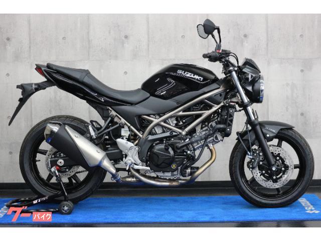 スズキ SV650 最新モデルの画像(大阪府