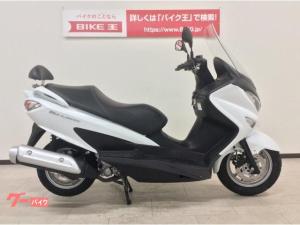 スズキ/バーグマン200 バックレスト装備 2014年モデル