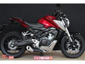 ホンダ/CBF125 2018年モデル