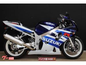 スズキ/GSX-R600 2003年モデル