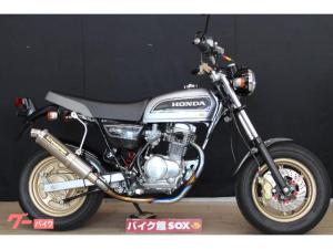 ホンダ/Ape100DX 2008年モデル ヨシムラマフラー