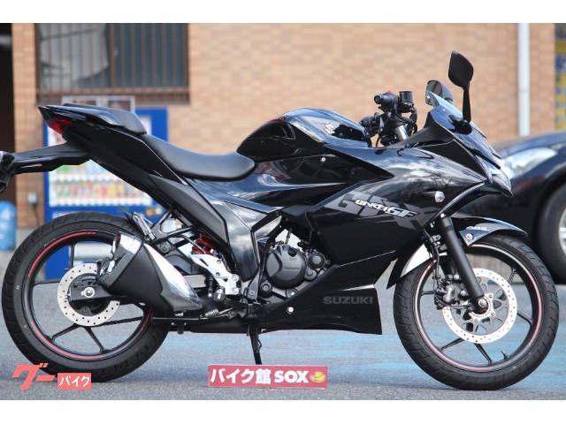 スズキ GIXXER SF 150 2019年モデルの画像(大阪府