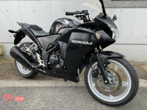 ホンダ/CBR250R ブラック