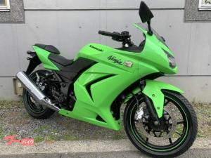 カワサキ/Ninja 250R ライムグリーン ノーマル車