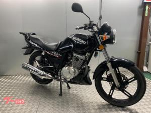 スズキ/EN125-3F 4スト キャブ MT車