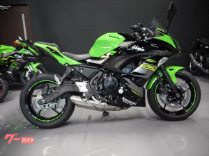 カワサキ/Ninja 650 KRT