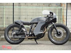 カワサキ/250TR Cafe racer style
