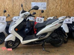 ヤマハ/シグナスX SR 後輪タイヤ新品 駆動系点検済み ドライブベルト新品 エアクリーナー新品 NGKプラグ新品