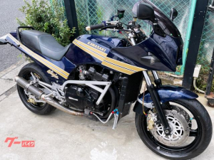 カワサキ/GPZ900R フルカスタムA10 FCRキャブ/足回り改/オールペイント/ブレンボ製ブレーキ回り