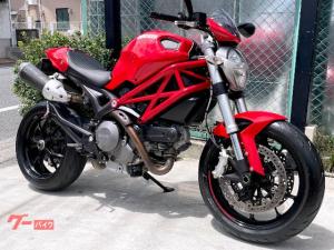 DUCATI/モンスター796 ABS テルミニョーニ製カーボンスリップオンマフABS