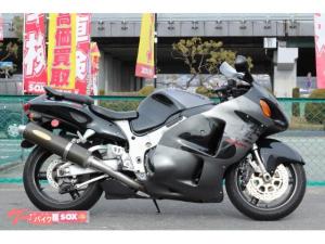 スズキ/GSX1300Rハヤブサ テックサーフマフラー装着